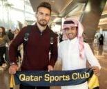 شهباززاده پس از جدایی از استقلال با تیم قطر اس سی قرارداد بست.خبرها حاکی از آن است که رقم قرارداد شهباززاده با این تیم قطری 100 هزار دلار است.