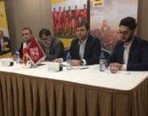 ارتورولسالام که عصر امروز (جمعه ) قراردادش را با باشگاه تراکتورسازی را امضا کرد، در جمع خبرنگاران تبریزی صحبتهایی را بر زبان آورد.