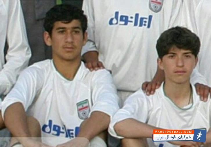 کریم انصاری فرد و احسان حاج صفی