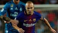ماسکرانو و اینیستا به تمرینات تیم فوتبال بارسلونا برای دیدار برابر اسپانیول بازگشتند
