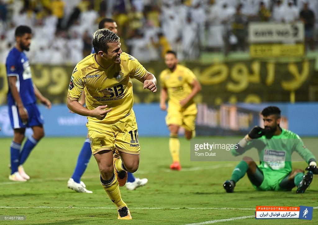 الوصل امارات رقیب پرسپولیس تهران در لیگ قهرمانان آسیا جریمه شد!