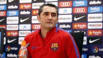 والورده لیست نفرات بارسلونا برای دیدار جام حدفی برابر اسپانیول را منتشر کرد