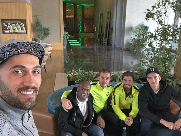 پیام صادقیان از یک بازیکن سکونشین در عثمانلی اسپور تبدیل به بازیکنی مستعد و سخت کوش شده و حالا در ترکیب این تیم بیشتر بازی می کند.