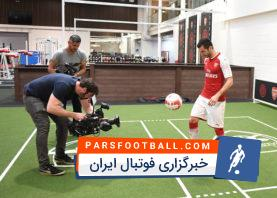 هنریک مخیتاریان در تیم فوتبال آرسنال شماره 7 الکسی سانچز را خواهد پوشید