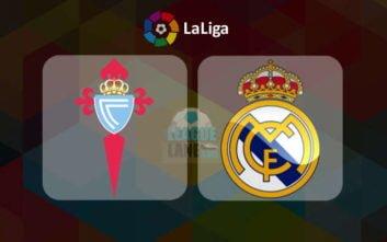 خلاصه بازی سلتاویگو و رئال مادرید٬