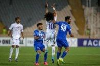 العین امارات - تیم العین