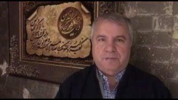 صحبتهای علی پروین بعد از بهبودی