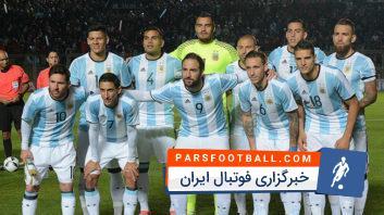 همه گل های تیم فوتبال آرژانتین در مسیر رسیده به جام جهانی 2018 روسیه