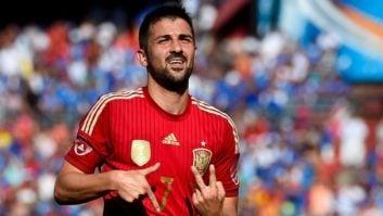 داوید ویا ستاره سابق تیم فوتبال بارسلونا به تمجید از ویکتور والدس پرداخت