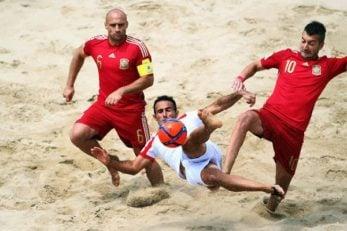 تیم ملی فوتبال ساحلی اسپانیا