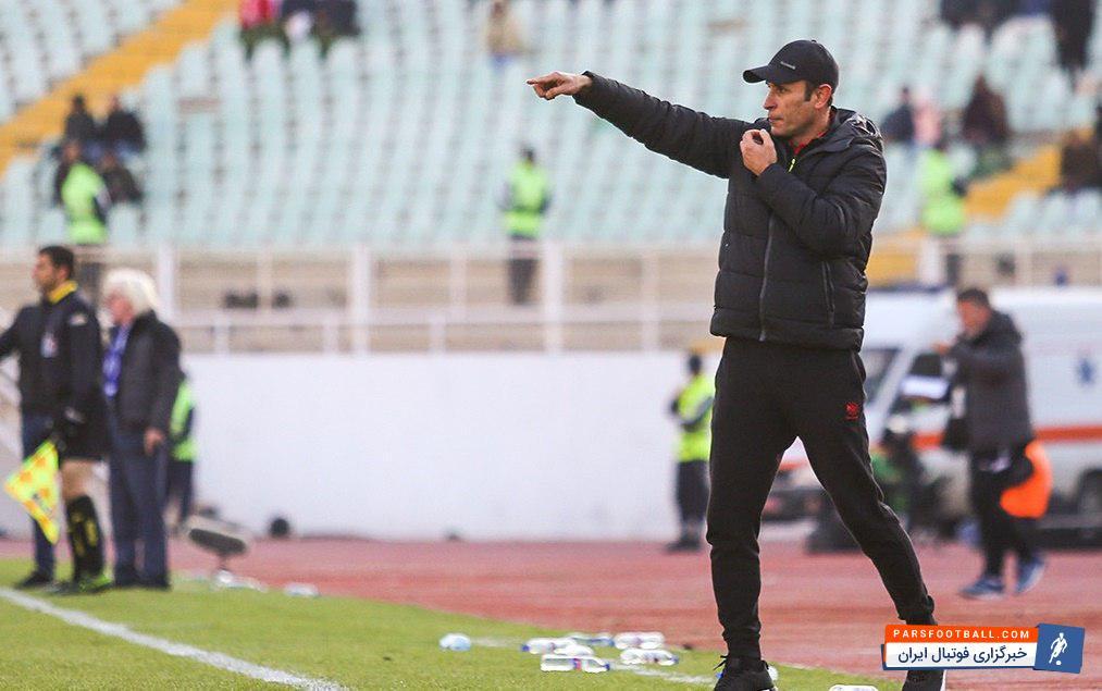 یحیی گلمحمدی ؛ اظهارات یحیی گلمحمدی در نشست خبری پیش از بازی با نفت تهران