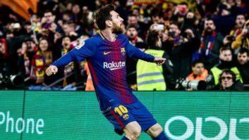 لیونل مسی ستاره بارسلونا آمار شگفت انگیزی در 200 بازی لالیگایی به ثبت رسانده است