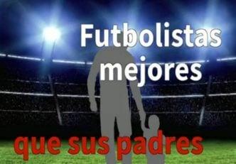 پدران و پسران فوتبالیست