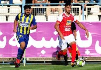 پرسپولیس از سازمان لیگ درخوست تعویق بازی این تیم مقابل گسترش فولاد و برگزاری این بازی در روز جمعه 29 دی ماه را داد اما تیم میهمان با این درخواست مخالفت کرد.