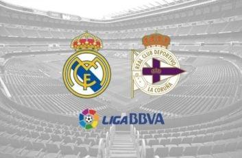 خلاصه بازی رئال مادرید و دیپورتیوو لاکرونیا