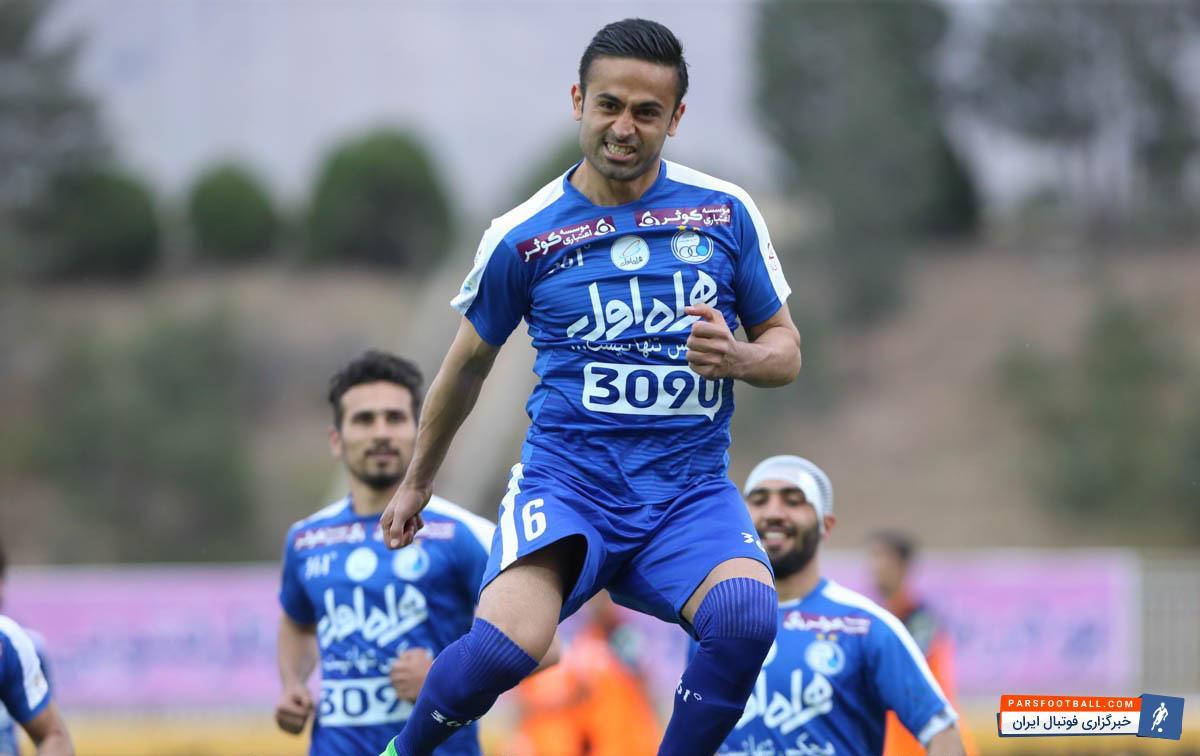 امید ابراهیمی و روزبه چشمی بازی با الهلال را از دست دادند ؛ پارس فوتبال