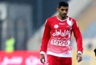 محمد انصاری مدافع تیم فوتبال پرسپولیس تهران پیشنهاد نجومی از یک تیم قطری دارد