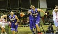 تلاش فدراسیون بسکتبال برای دعوت از آرون گرامیپور و مایک رستم پور