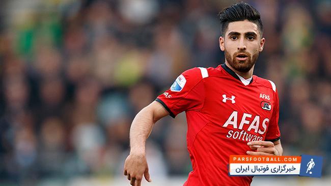 جهانبخش و درخشش در بازی شماره 100 ؛ فوقالعاده مثل نمایش لژیونر ایرانی در اروپا