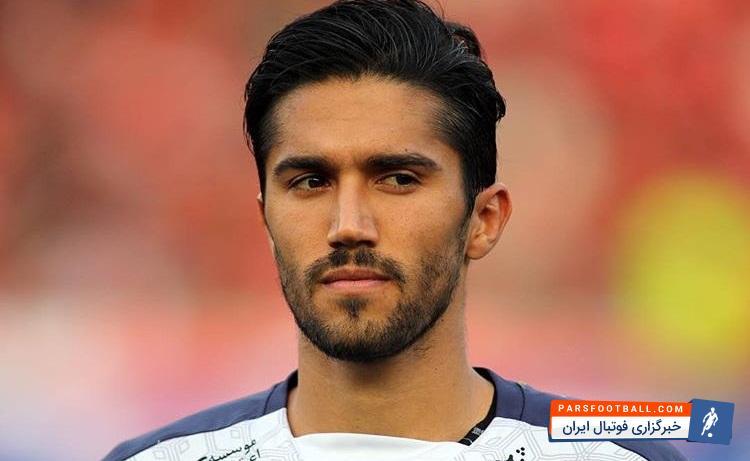 حسینی گلر استقلال با سیو های فوق العاده استقلال را در جریان بازی برابر الریان نگه داشت
