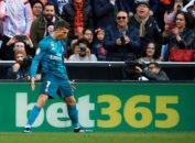کریس رونالدو به دلیل مصدومیت در تمرینات گروهی رئال مادرید حضور نداشت