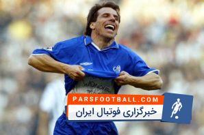 گل ضربه ایستگاهی فوق العاده زولا بازیکن چلسی به بارسلونا در سال 2002