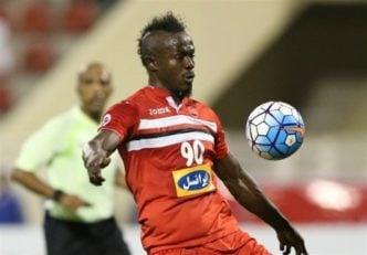 منشا مهاجم تیم فوتبال پرسپولیس روندی نزولی را در این تیم در پیش گرفته است