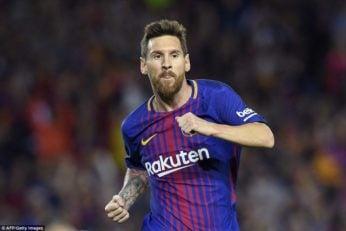 10 شوت فوق العاده از لیونل مسی ستاره بارسلونا که به گل تبدیل نشد