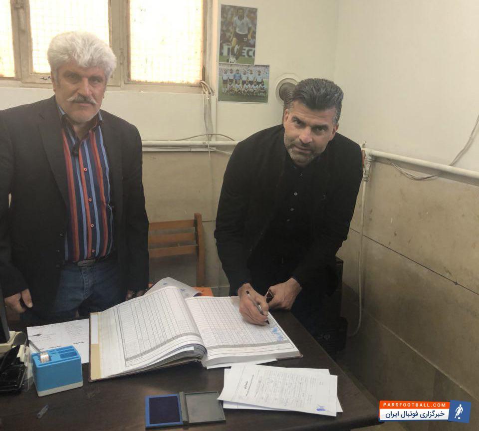 رضایی و درخواست از شهردار شیراز برای نگاه ویژه به برق؛ رضایی و تلاش برای نجات تیم