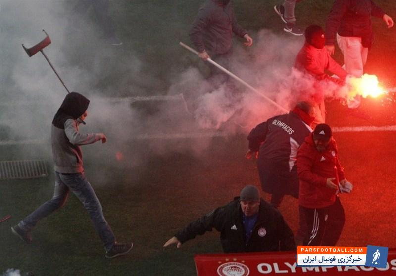 باشگاه المپیاکوس آتن با در اختیار ۲ ملیپوش ایرانی به رای اخیر کمیته انضباطی فدراسیون فوتبال یونان اعتراض کرد.