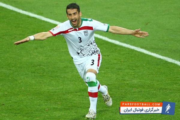 حاج صفی ؛ پوستر اختصاصی خبرگزاری پارس فوتبال به مناسبت تولد احسان حاج صفی