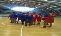 تیم ملی بسکتبال کشورمان امروز یک جلسه تمرینی را در سالن دانشگاه نظربایف برگزار کرد
