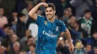 آسنسیو در دیدار برابر بتیس شش هزارمین گل رئال مادرید در لالیگا را به ثمر رساند
