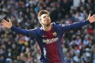 نگاهی به 20 لایی برتر از لیونل مسی ستاره تیم فوتبال بارسلونا اسپانیا