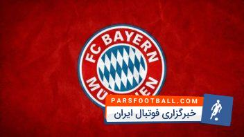 رقابت هدف گیری تیرک دروازه به وسیله ستاره های تیم فوتبال بایرن مونیخ آلمان