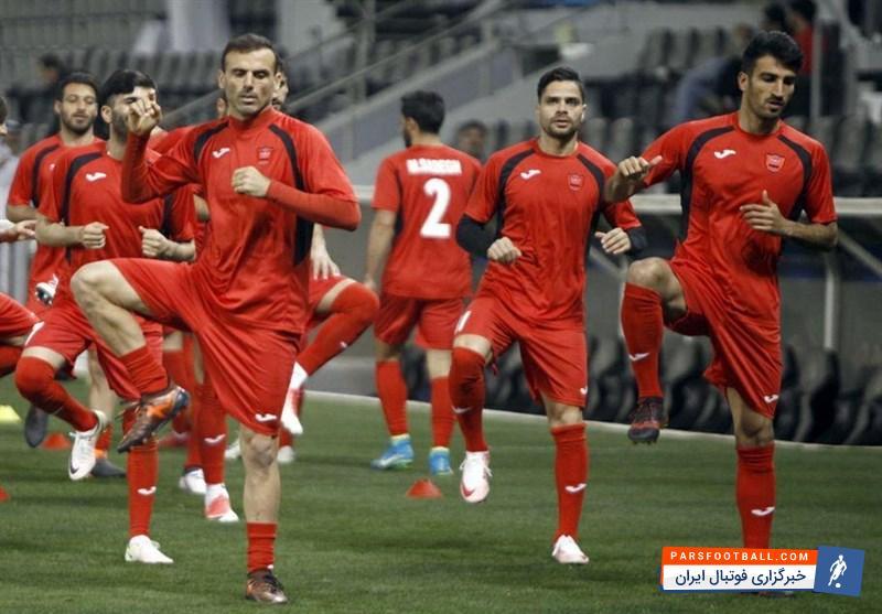 پرسپولیس تهران به دنبال جبران ناکامی ایرانیها برابر قطر ؛ پارس فوتبال