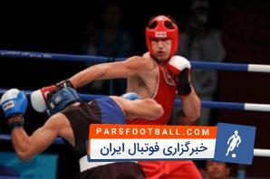 حمله به داور در مسابقه بوکس