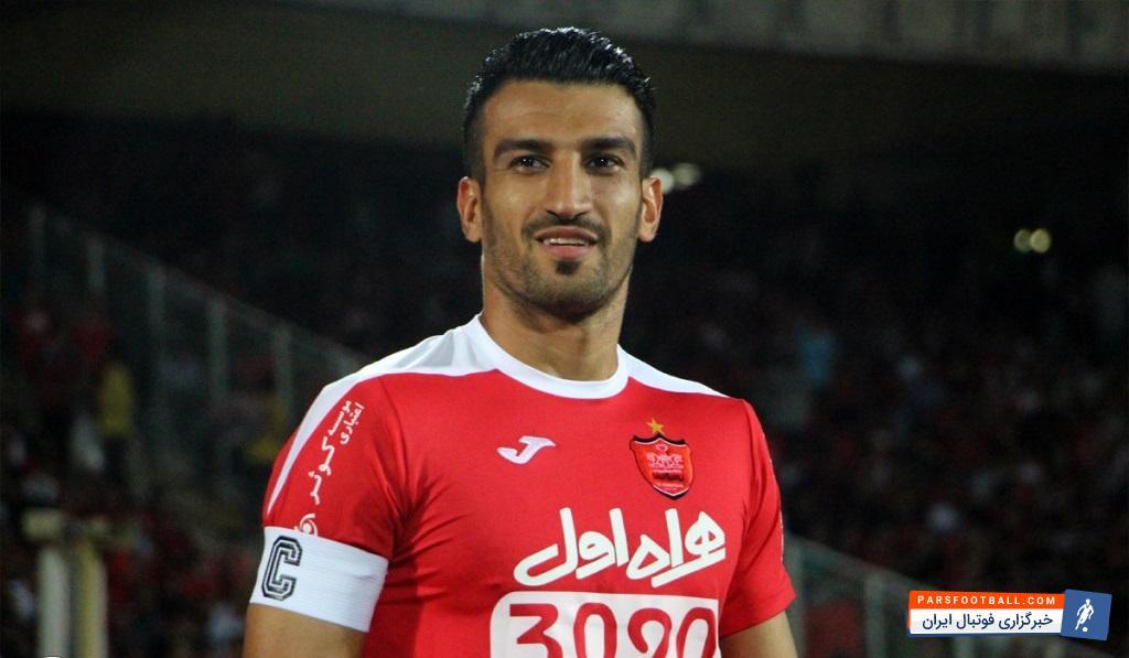 حسین ماهینی مقابل السد قطر: از دفاع مانده، از حمله رانده ؛ پارس فوتبال