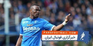 مامه تیام بازیکن سنگالى با انتشار پستی در ایستاگرام از پیوستنش به استقلال ابراز رضایت کرد