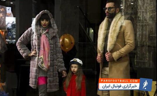 """عکس ؛ یک برنامه تلویزیونی به ستاره پیشین """" استقلال """" کنایه ای سنگین زد"""
