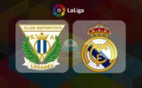 خلاصه بازی لگانس و رئال مادرید