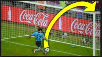 13 گل شانسی و جالب در دنیای فوتبال