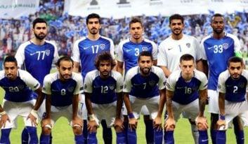 تیم الهلال - الهلال عربستان - باشگاه الهلال - تیم استقلال