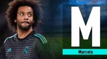 بهترین ستارگان فوتبال جهان به ترتیب حروف الفبا