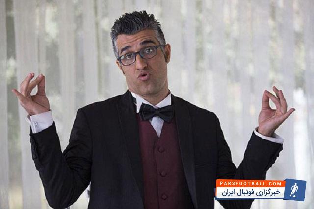 پژمان جمشیدی : حس کاندید شدنم در جشنواده فیلم فجر شبیه دعوت به تیم ملی بود ؛ پارس فوتبال