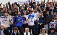 ضرب و شتم محمد حسین زاهدی فر داور بازی ملوان در برابر نفت مسجد سلیمان