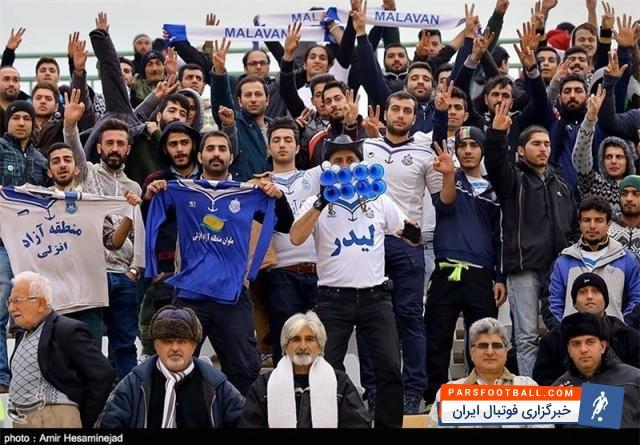 ملوان - نفت مسجد سلیمان ؛ ضرب و شتم محمد حسین زاهدی فر داور مسابقه جنجالی لیگ یک