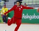 فرشته کریمی متولد ۱۷بهمن۱۳۶۷ در محله نازی آباد است. او یکی از۱۰ بازیکن برتر فوتسال زنان جهان (به انتخاب سایت فوتسال پلنت) در سال ۲۰۱۳ است.