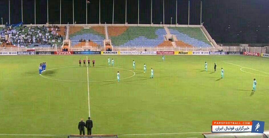 بی احترامی بازیکنان الهلال به قربانیان سانحه سقوط هواپیما بد است یا اتفاقات فوتبال ایران؟