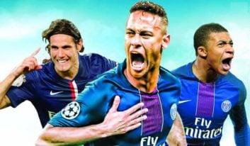 15 مثلث تهاجمی فوتبال اروپا